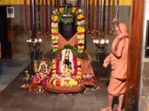 Jayendrar Plans Tirupathi Trip