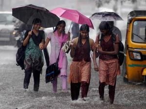 Rain May Continue City