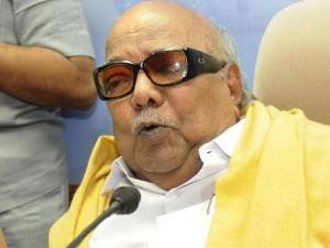 Srilanka Suppressed Press Freedom Karunanidhi