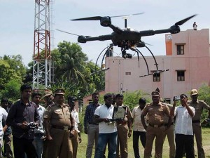 In First Tamil Nadu Police Use Uav Murder Probe