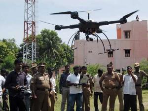 In First Tamil Nadu Police Use Uav Murder Probe