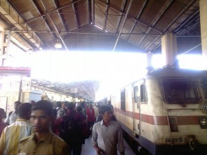 Low Intensity Bombs Blasted Chennai Railway Gm