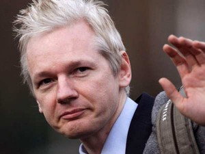Julian Assange Leave Eucador Embassy Surrender