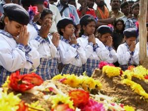 Nagai Tribute Paid Tsunami Victims