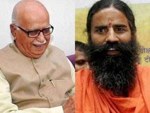 Lk Advani May Get Padma Vibhushan Baba Ramdev Also On Padma Awards List
