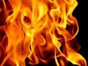 Woman Died Fire Accident