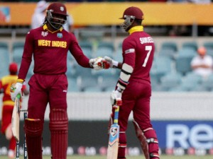 Gayle Samuels Amass Highest Odi Partnership