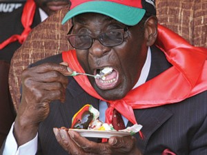 Zimbabwe President Robert Mugabe Celebrates 91st Birthday Lavish Million Dollar