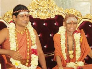 Madurai Aadheenam Arunagirinathar Alleges Death Threat From Nithyananda