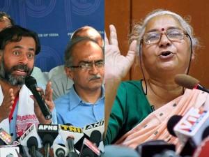 Aap Dissidents Yogendra Yadav Prashant Bhushan Set Float New Political Party