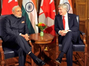 Canada Supply Uranium India S Nuclear Plants