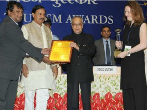 President Gave Away National Tourism Awards