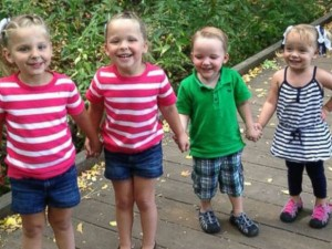 Utah Twins Expecting Twins Second Time