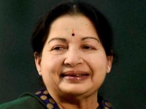 Jaya Releases New List Admk District Secretaries