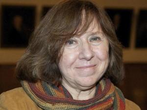 Svetlana Alexievich Wins 2015 Nobel Prize Literature