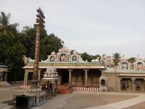 Arulmigu Tirusulanathar Temple Trisulam Chennai