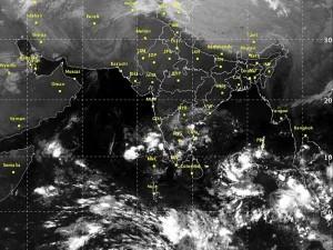 Depression Arabian Sea Rain Pound Tamil Nadu Today