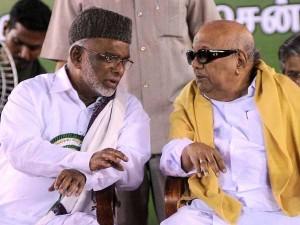 Iuml Urges Opposition Come Under Dmk Alliance Defeat Aiadmk