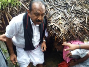 Chennai Flood Vaiko Headed People Welfare Alliance Request