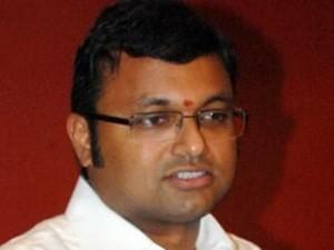 The Ed It Department Raid At Karthi Chidambaram Office