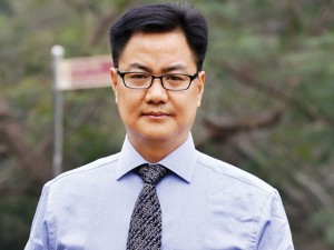 Kiren Rijiju Says Centre Had Opposed Juvenile Convict S Rel