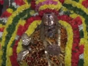 Tiruvathirai Festival Celebrated Lord Siva Temple