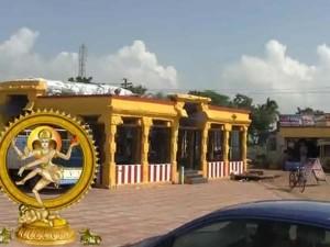 Aaruthra Dharisanam Mangalanathar Swamy Temple At Uthirakosamangai