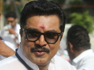 Sarathkumar Reply Karthi S Allegation