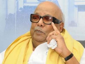 Karunanidhi Statement About Reservation Central Govt Jobs