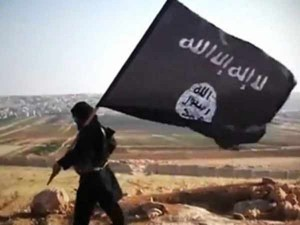 Isis Men Hurled Bound Man Off The Top A Building