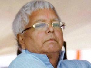 Urine Is As Effective As Dettol Says Lalu Prasad Yadav