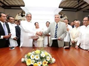 Ex Army Chief Sarath Fonseka Joins Sri Lanka Government