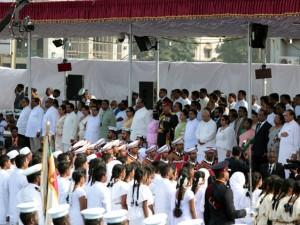 Srilanaka Allows National Anthem Be Sung Tamil