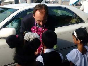 Unhrc Zeid Arrives Srilanka