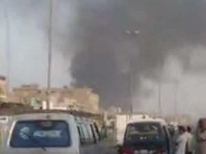 Pakistan Suicide Attack Kills 8