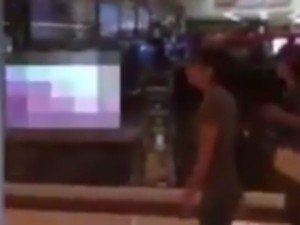 Porn Video Run A Tv Store Window Display Mistake Video Goes Viral