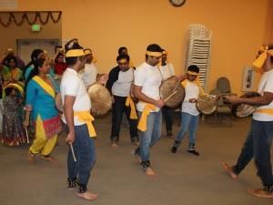 Seattle Tamils Celebrate Thai Poosam With Parai Music