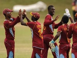 West Indies Win Three Wickets