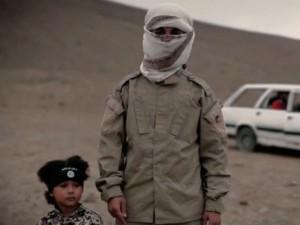 Sickening New Isis Jihadi Junior Video Shows British Young