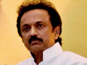 Stalin Meets Press At Chennai