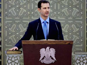 Syria President Assad Rejects Un War Crimes Claims