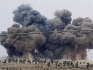 Missiles Kill 50 Schools Hospitals Syria