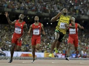 Justin Gatlin Said I Will Beat Usain Bolt At Rio Olympics