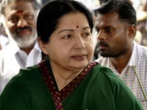 Jaya Announces Manimandapam Narayanasamy Naidu