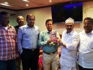 Desam Marantha Aaalumaigal Book Released Dubai