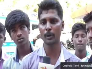 Krishnagiri College Student Suicide Attempt