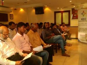 Keo General Body Meet Held Dubai