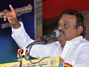 Vijayakanth S Madurai Campaign