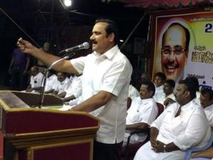 Vijayakanth Slept 5 Years Anbumani