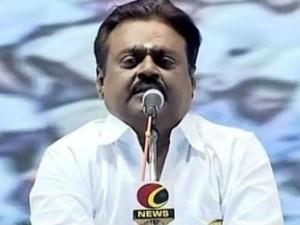 Vijayakanth Campaign Tirunelveli 2 Days